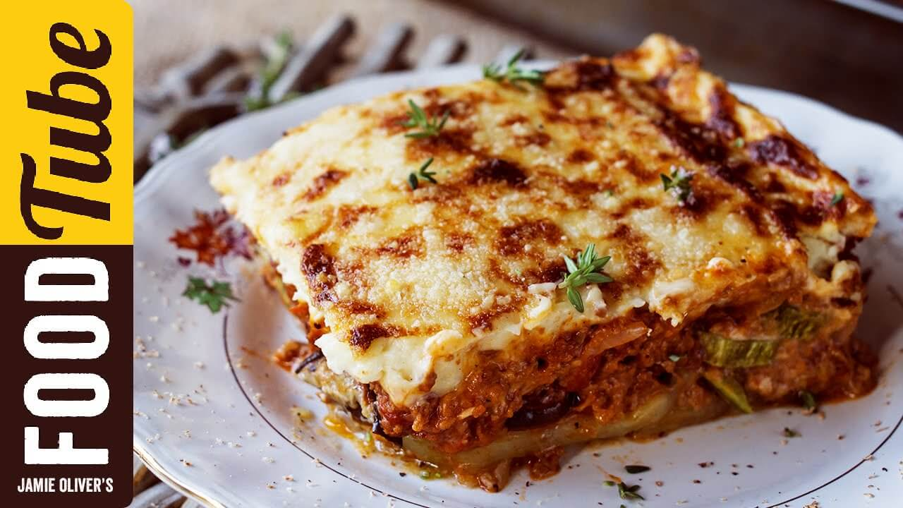 Fantastic And Authentic Greek Moussaka