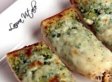 What's Better Than Cheesy Garlic Bread?