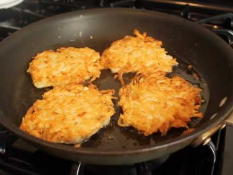 Crispy Perfect Potato Pancakes