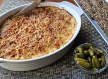 Hot Baked Reuben Dip – Deli Up Your Super Bowl Party