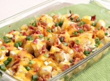 Cheesy Bacon Ranch Potatoes – Comfort Food Heaven